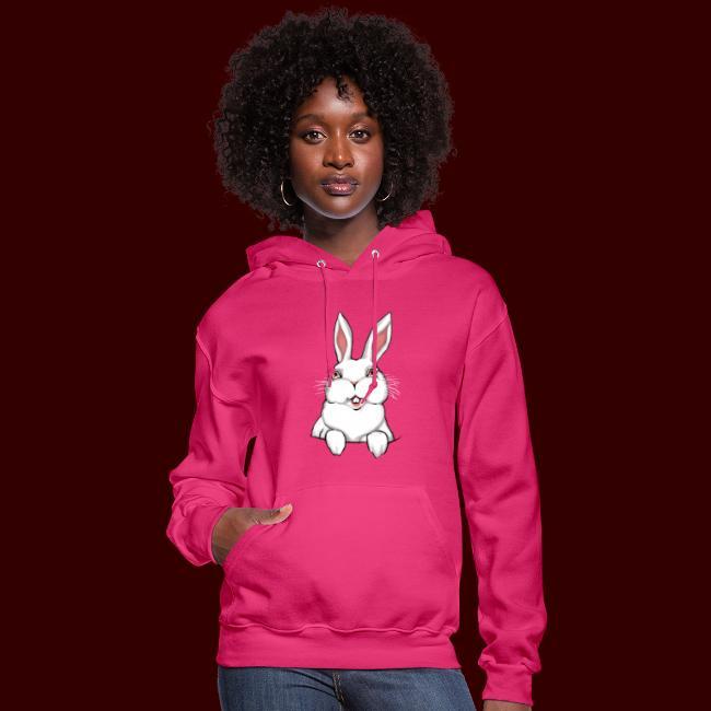 Cute Gift Present Bunny Rabbit Men/'s Sweatshirt Jumper