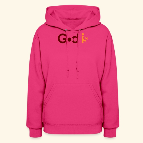 GOD IS #5 - Women's Hoodie