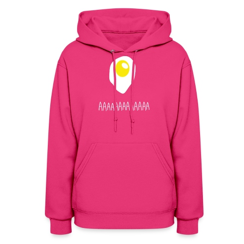 Existential Fried Egg - Women's Hoodie