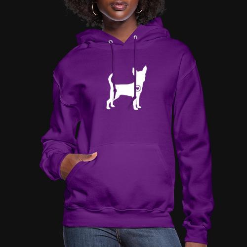 Chihuahua love - Women's Hoodie