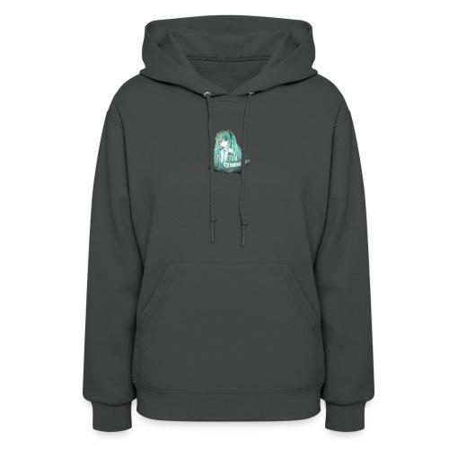 Summrrz Logo Transparent - Women's Hoodie