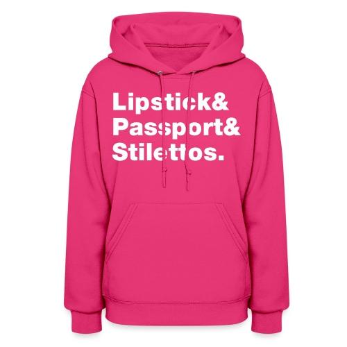 Travel essentials - Women's Hoodie