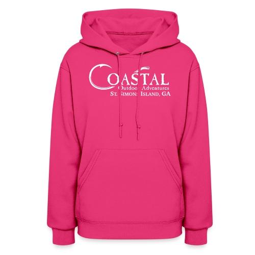 Coastal Outdoor Adventures - Women's Hoodie