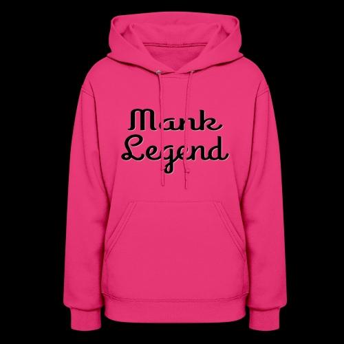 Mank Large Logo - Women's Hoodie
