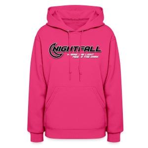 NightFall w/ Slogan - Women's Hoodie