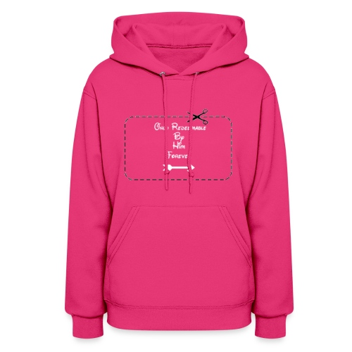 Couple's Coupon Design - Women's Hoodie