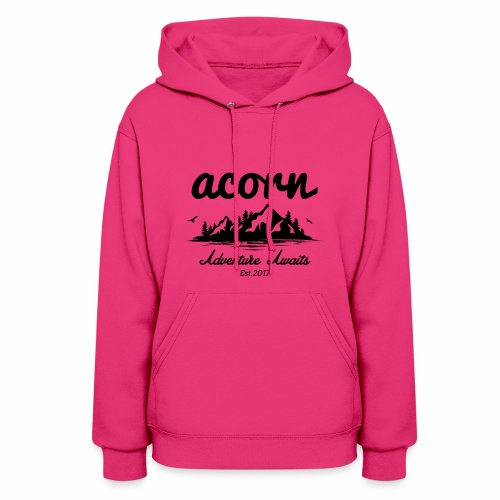 Adventure Awaits - Women's Hoodie