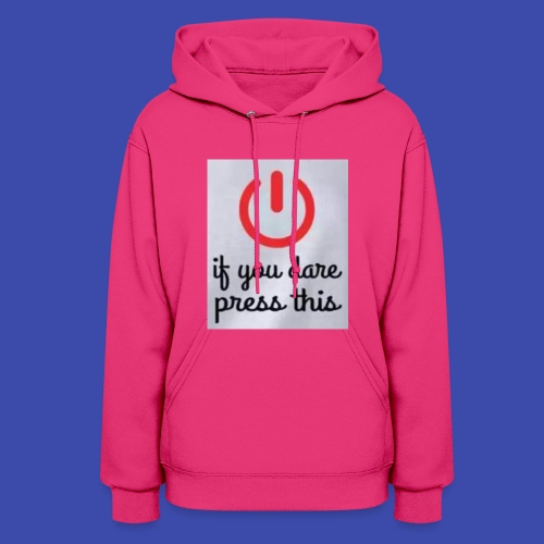 Funny Quotation - Women's Hoodie