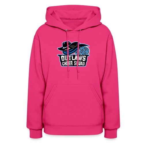 Outlaws Cheer Squad Shop - Women's Hoodie