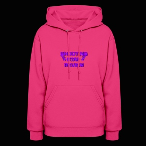 Shooting Star Review Purple Logo - Women's Hoodie