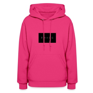 T H I C C T-shirts,hoodies,mugs etc. - Women's Hoodie