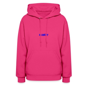 IGAME TV BLUE EDITION - Women's Hoodie