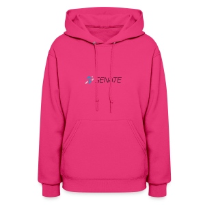 Color-Logo-with-Text - Women's Hoodie