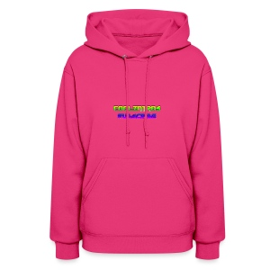 Cool Intros With Subscribe - Women's Hoodie