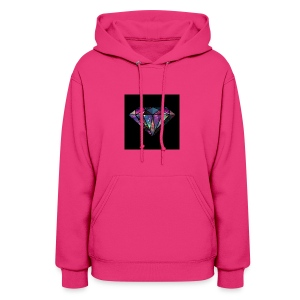 Diamondfashion - Women's Hoodie