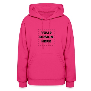 Name of design - Women's Hoodie