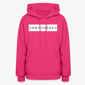 Simple Collection Unbothered - Women's Hoodie