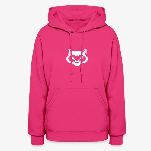 Raccoon Logo Hoodie - Women's Hoodie