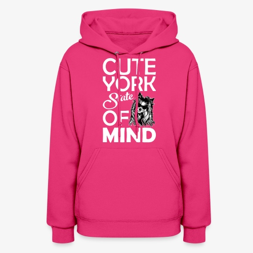 Cute York State Of Mind - Women's Hoodie