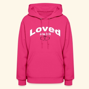 loved - Women's Hoodie
