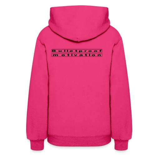 Bulletproof logo - Women's Hoodie