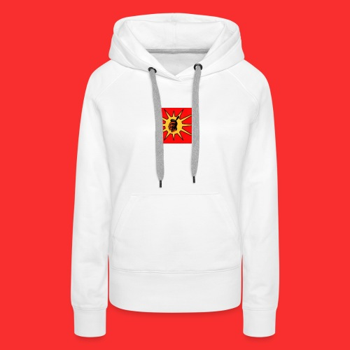 RED-WARRIORS - Women's Premium Hoodie