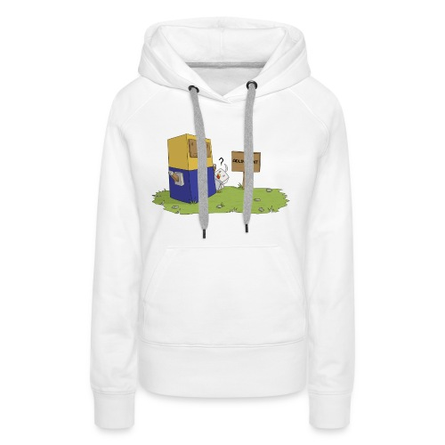 Mini Minion by Seiaeka - Women's Premium Hoodie
