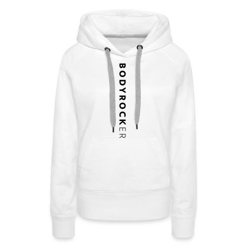 BRer Vertical - Women's Premium Hoodie