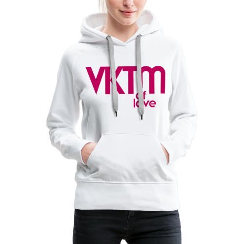 victim of love - Women's Premium Hoodie
