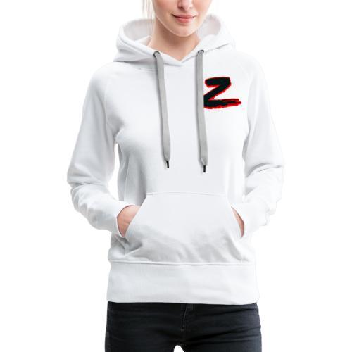 the z merch - Women's Premium Hoodie