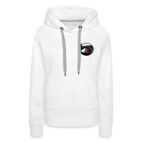 BearsForever Logo png - Women's Premium Hoodie