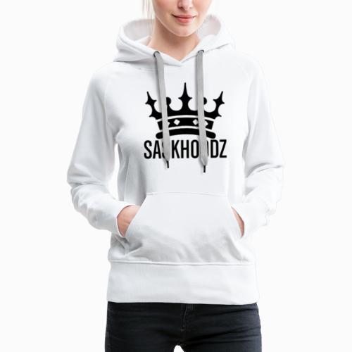 king saskhoodz - Women's Premium Hoodie