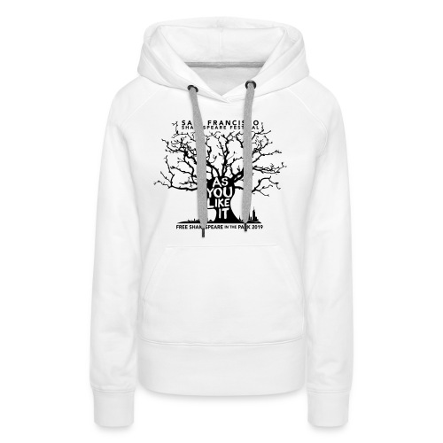 As You Like It 2019 - Women's Premium Hoodie