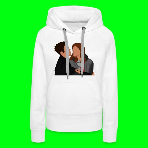 Lex and Ethan - Starkid's Black Friday - Women's Premium Hoodie