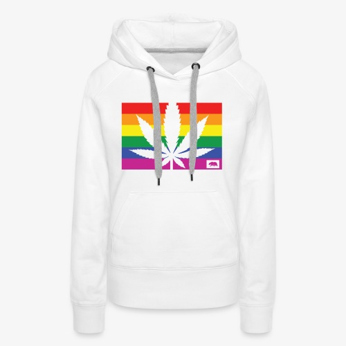 California Pride - Women's Premium Hoodie
