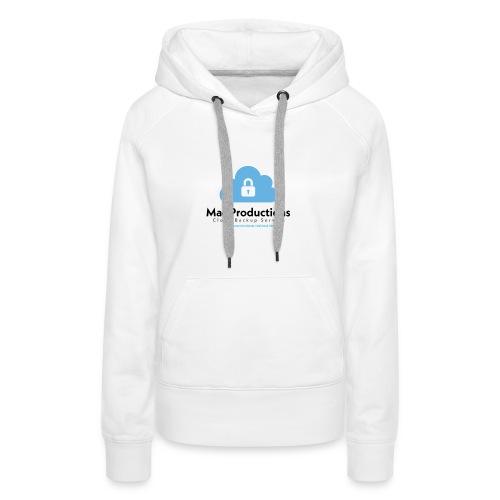 Mac Productions Cloud Backup Service - Women's Premium Hoodie