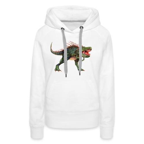 Dinosaur - Women's Premium Hoodie