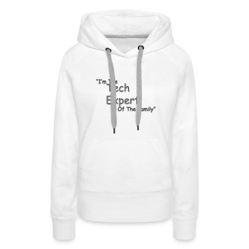 Tech Expert - Women's Premium Hoodie