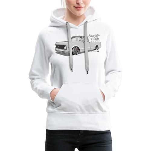 Long & Low C10 - Women's Premium Hoodie