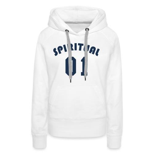 Spiritual One - Women's Premium Hoodie