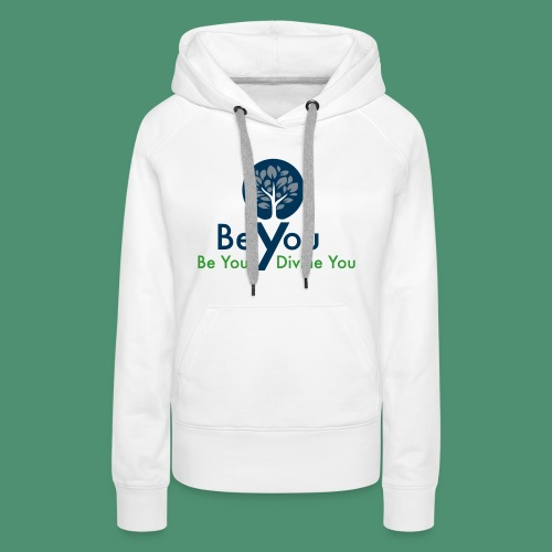 Be Your Divine You - Women's Premium Hoodie