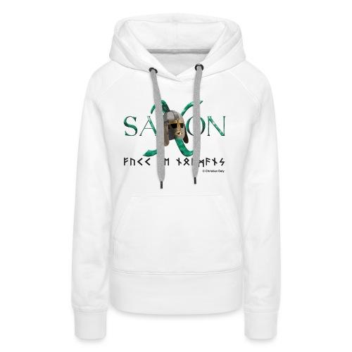 Saxon Pride - Women's Premium Hoodie