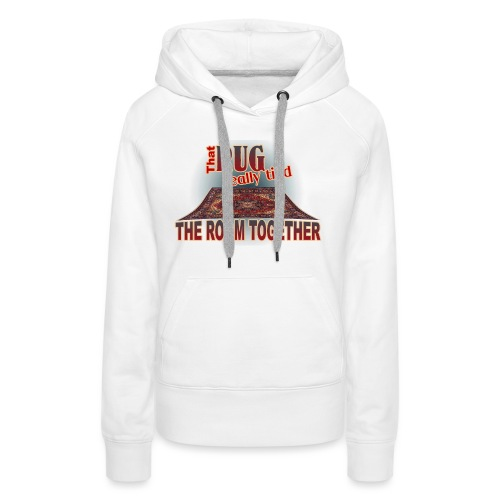 That Rug Really Tied the Room Together - Women's Premium Hoodie