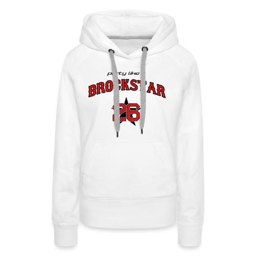 Brockstar T-Shirts - Women's Premium Hoodie