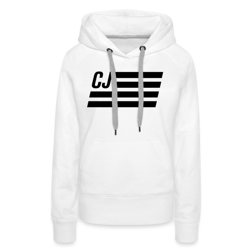 CJ flag - Autonaut.com - Women's Premium Hoodie
