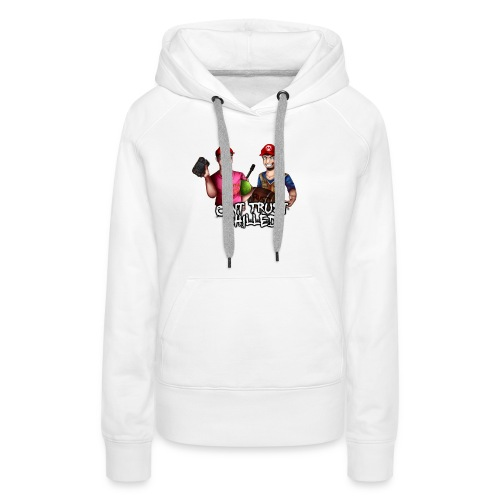 Can't Trust Chilled - Women's Premium Hoodie