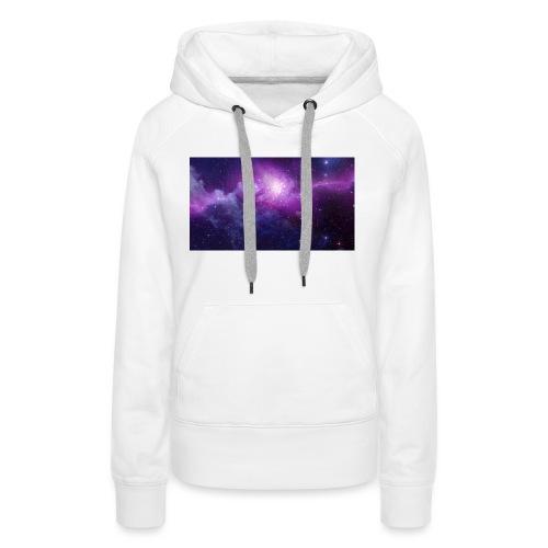 space - Women's Premium Hoodie