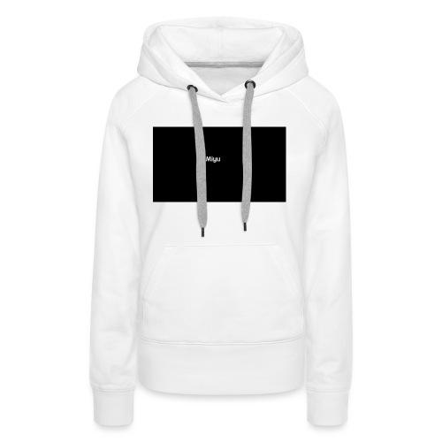 Miyu - Women's Premium Hoodie