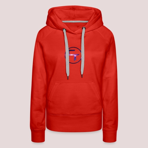 CamTremblay Official Logo - Women's Premium Hoodie