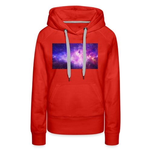 big galaxy - Women's Premium Hoodie